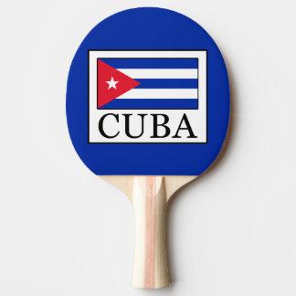 Cuba Pala De Ping Pong