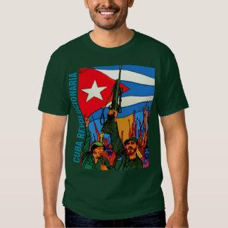 CUBA REVOLUCIONARIA CAMISAS
