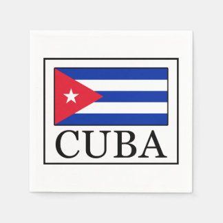 Cuba Servilleta Desechable