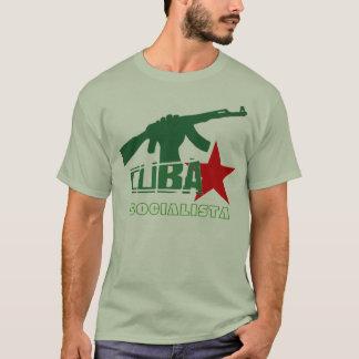 CUBA SOCIALISTA CAMISETA