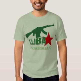 CUBA SOCIALISTA CAMISETAS