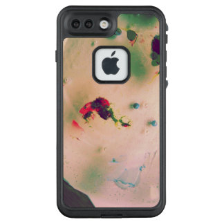 Cubierta abstracta del iPhone