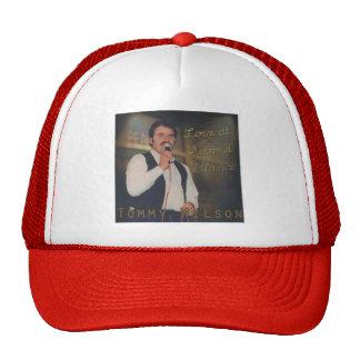 cubierta cd de wilson gorras de camionero