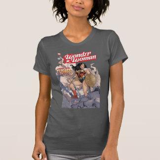 Cubierta cómica #13 de la Mujer Maravilla Camiseta