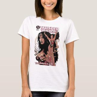 Cubierta cómica #150 de la Mujer Maravilla: Camiseta