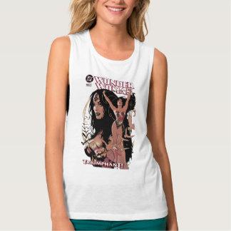 Cubierta cómica #150 de la Mujer Maravilla: Camiseta Con Tirantes