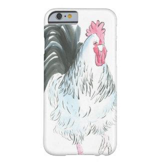 Cubierta corriente del iPhone del gallo Funda Barely There iPhone 6