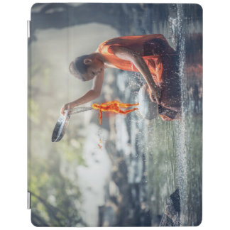 Cubierta De iPad Agua y fuego