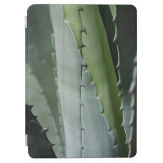 Cubierta De iPad Air Áloe - fotografía macra de la bella arte