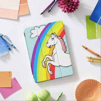 Cubierta De iPad Air Arco iris del unicornio