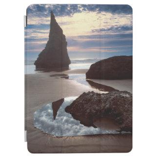 Cubierta De iPad Air Borde del camino Espina-Formado de la roca de la