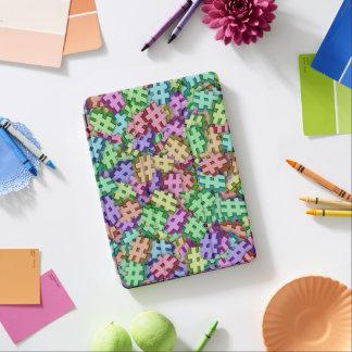 Cubierta De iPad Air Diversión Hashtags