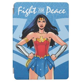 Cubierta De iPad Air Mujer Maravilla - lucha para la paz