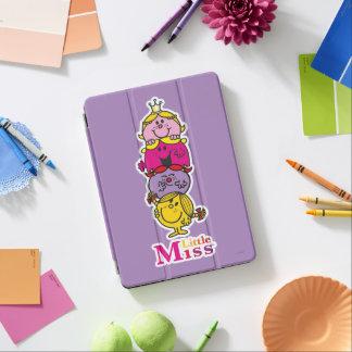 Cubierta De iPad Air Pequeña pequeña Srta. Standing Tall de la Srta. el