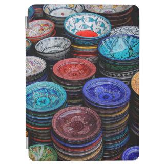 Cubierta De iPad Air Placas marroquíes en el mercado