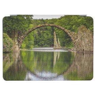 Cubierta De iPad Air Puente histórico la Alemania Oriental