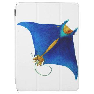 Cubierta De iPad Air rayo de manta