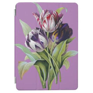 Cubierta De iPad Air Trío de los tulipanes