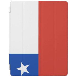 Cubierta De iPad Bandera de Chile