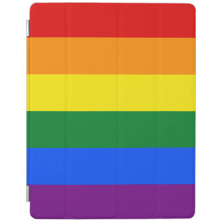 Cubierta De iPad Bandera del arco iris