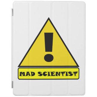 Cubierta De iPad Caso enojado del ipad del científico