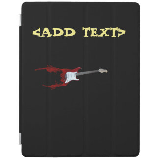 Cubierta De iPad Chapoteo de la guitarra