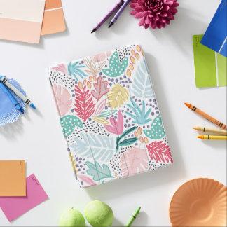 Cubierta De iPad Cubierta elegante del iPad del modelo tropical