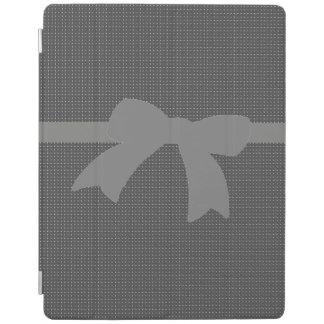 Cubierta De iPad Cubierta elegante del iPad gris moderno