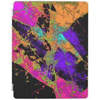 Cubierta De iPad Cubierta multicolora del iPad de Autumnus