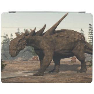 Cubierta De iPad Dinosaurio de Sauropelta - 3D rinden