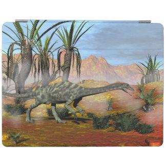 Cubierta De iPad Dinosaurio del Anchisaurus - 3D rinden