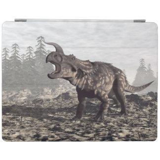 Cubierta De iPad Dinosaurio del Einiosaurus - 3D rinden