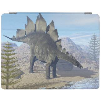 Cubierta De iPad Dinosaurio del Stegosaurus - 3D rinden
