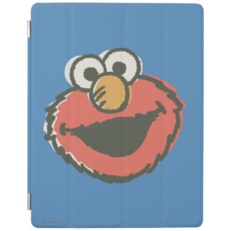 Cubierta De iPad Elmo retro