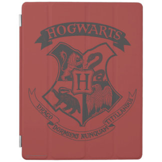Cubierta De iPad Escudo retro de Harry Potter el | Hogwarts