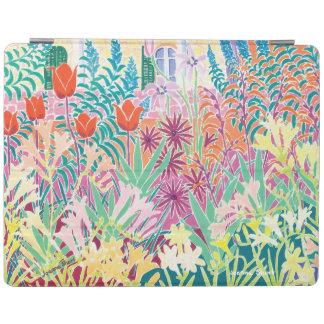 Cubierta De iPad flores italianas cortas del jardín de Juana de la