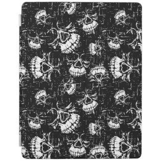 Cubierta De iPad fondo del cráneo