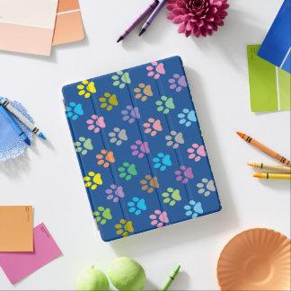 Cubierta De iPad La pata colorida imprime el modelo