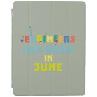 Cubierta De iPad Los ingenieros son en junio Zo3k7 nacidos