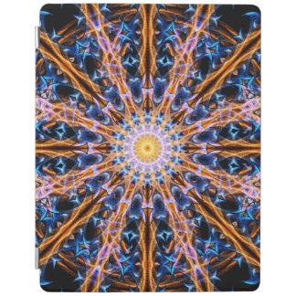 Cubierta De iPad Mandala de la estrella de la alquimia