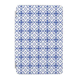 Cubierta De iPad Mini Azul marroquí