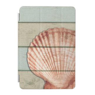Cubierta De iPad Mini Concha de peregrino Shell