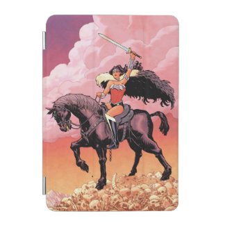 Cubierta De iPad Mini Cubierta cómica nuevos 52 #24 de la Mujer