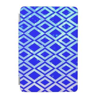 Cubierta De iPad Mini Cubierta elegante del iPad (azul) del diseño del
