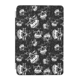 Cubierta De iPad Mini fondo del cráneo