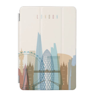 Cubierta De iPad Mini Horizonte de la ciudad de Londres, Inglaterra el |
