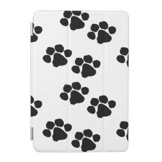 Cubierta De iPad Mini Impresiones de la pata para los dueños del mascota