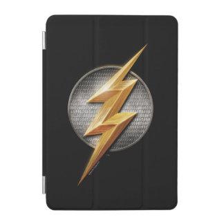 Cubierta De iPad Mini Liga de justicia el | el símbolo metálico de