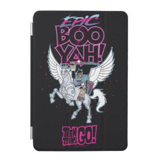 Cubierta De iPad Mini ¡Los titanes adolescentes van! Cyborg del guerrero