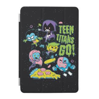 Cubierta De iPad Mini ¡Los titanes adolescentes van! gráfico Gnarly de